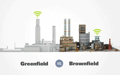 Greenfield VS. Brownfield Smart Factory
