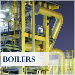 BMS Systems for Industrial Boilers