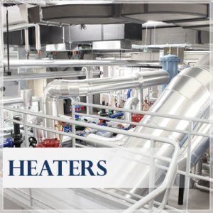 BMS For Industrial Heater System
