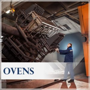 BMS Systems For Industrial Ovens